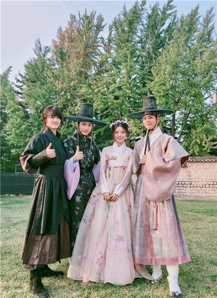 사진=박보검 트위터