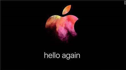 애플이 미디어에 보낸 맥 이벤트 초청장. 행사는 오는 27일(현지시간) 열린다.