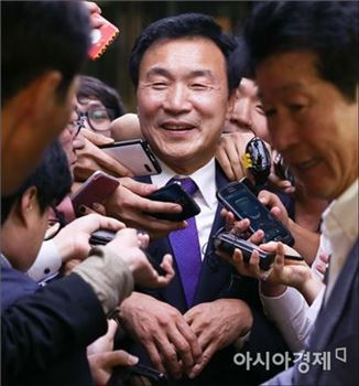 손학규 민주당 전 대표