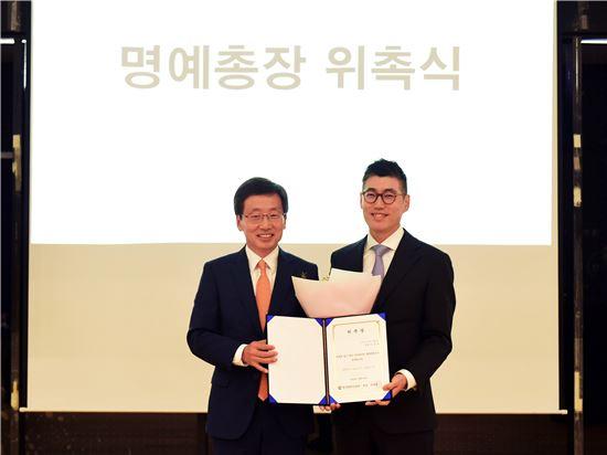 와이제이엠게임즈, 민용재 CEO  '경기 게임 아카데미' 총장 위촉