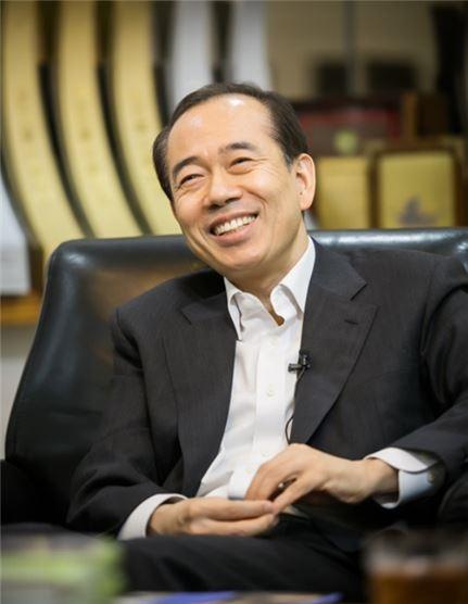 황철주 주성엔지니어링 대표