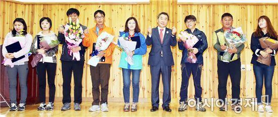 전남도의회 임명규 의장, 전남장애인복지관 종사자 어울마당 참석