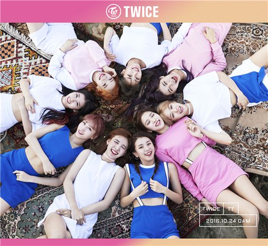 트와이스 / 사진=JYP 엔터테인먼트 제공