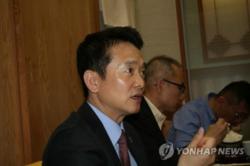 투자 유치위해 일본 찾은 남경필 경기도지사, 사진=연합뉴스