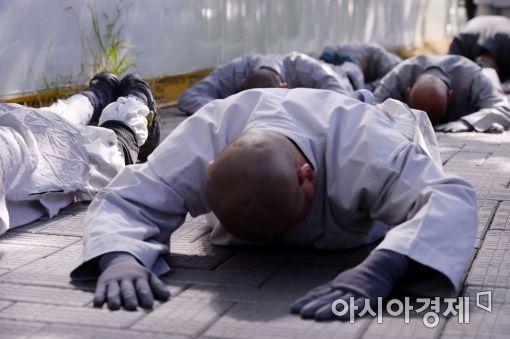 [포토]'부검 절대 안돼'