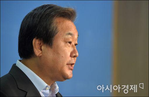 """김무성 """"최순실, 귀국 안하면 '역적'…거국중립 내각 찬성해"""""""
