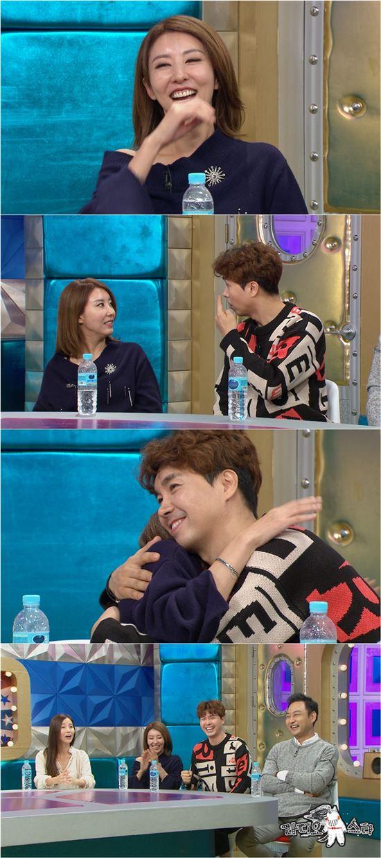 라디오스타 김완선 박수홍 / 사진=MBC 제공