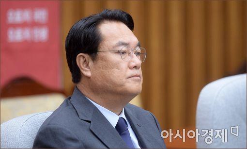"""정진석 """"최순실 사건, 개헌의 기폭제가 돼야"""""""