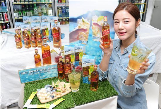 """""""변해야 산다"""" 위스키 업계, '용량·도수' 낮추고 '웹툰 마케팅'까지"""
