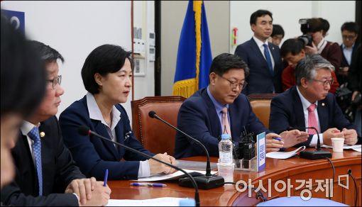 """추미애 """"朴대통령, 계엄령 준비한다는 정보도 돌아"""""""
