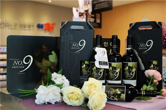 GS25, 와인 신제품 출시 20일만에 1만병 판매돌파
