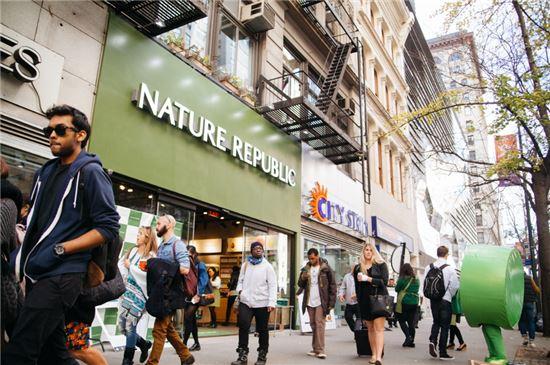 네이처리퍼블릭, 美 뉴욕 퀸스 최대 쇼핑센터에 4번째 매장 개점