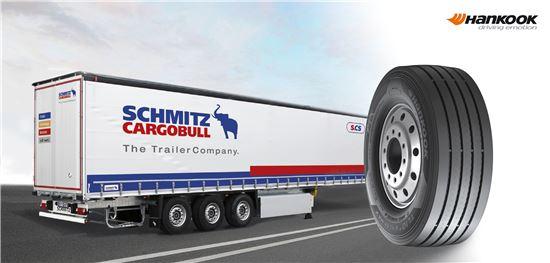 한국타이어, 유럽 트레일러 업체에 신차용 타이어 공급 늘려