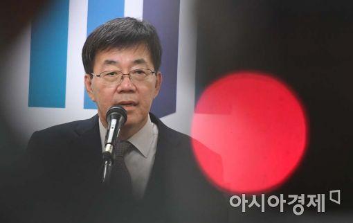 """[포토]이영렬 특별수사본부장 """"대통령 형사소추 대상 아냐"""""""