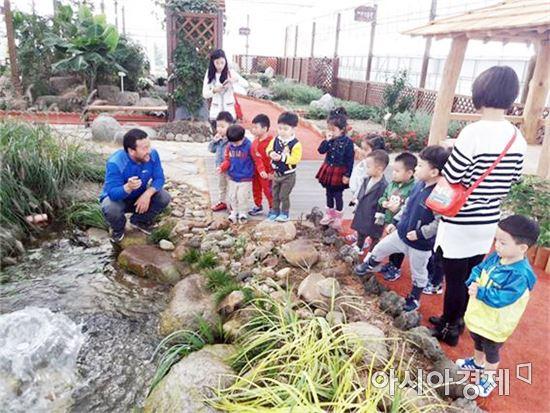 정읍시농업기술센터, '사계절 푸른 정원'체험 프로그램 운영 '호응'