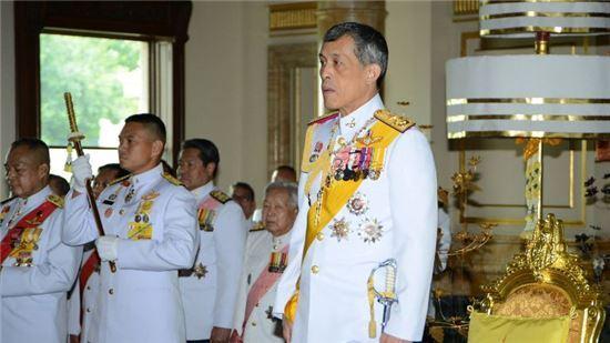 마하 와치랄롱꼰 태국 왕세자(사진출처=AP)