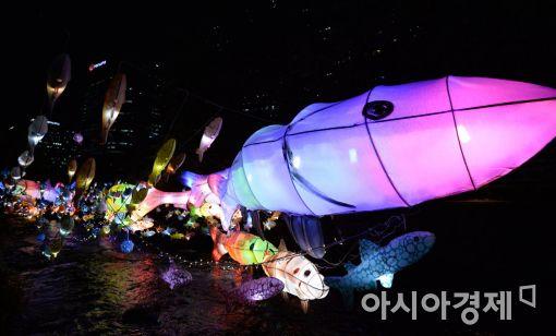 [포토]2016 서울빛초롱축제