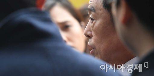 """[포토]김병준, """"朴대통령 담화에 책임총리 내용 들어갔어야"""""""