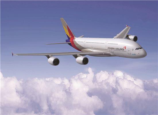 아시아나항공, 3분기 영업익 1516억…전년비 233%↑(종합)