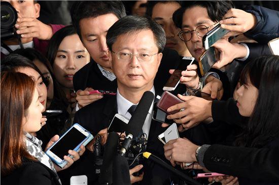 우병우 전 민정수석 / 사진=아시아경제 DB