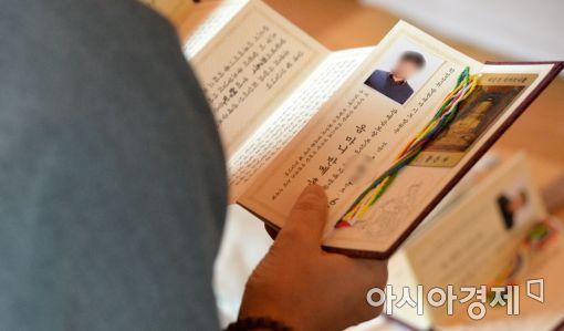 [포토]수능 앞둔 자녀를 위한 기도