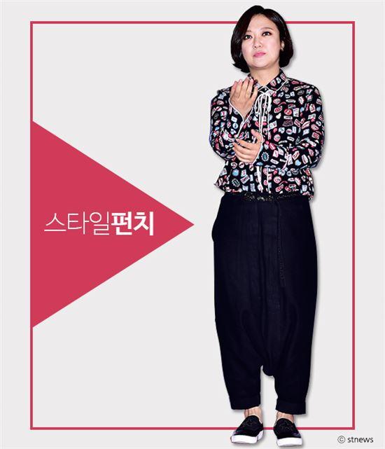 [스타일펀치] 김숙, 걸크러시 과욕이 부른 대참사