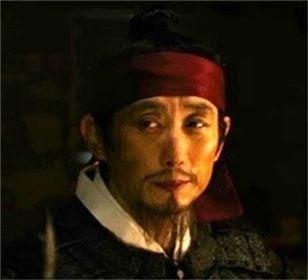 영화 '명량'에서 배설 장군역을 맡은 김원해(사진= 영화 '명량' 캡쳐)