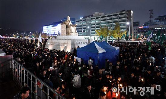 '정국 분수령' 4차 촛불집회 4대 관전 포인트