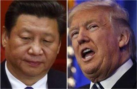 """시진핑-트럼프 통화…""""협력 강화·관계 개선"""" 한목소리"""