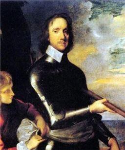 올리버 크롬웰 초상(사진=두산백과)