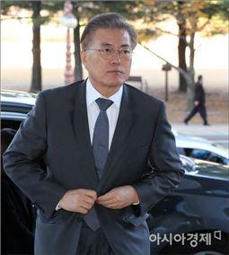 문재인 더불어민주당 전 대표, 사진=아시아경제DB