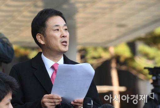 유영하 변호사.