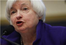 ▲재닛 옐런 Fed 의장(AP연합뉴스)