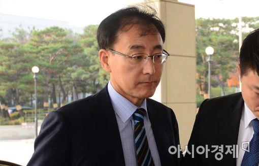 [포토]굳은 표정의 김수남 검찰총장