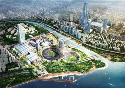 민간제안 조감도(자료:서울시)