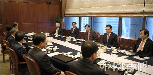 [포토]한국은행, 경제동향간담회