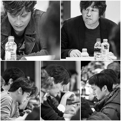 ▲ 연기파 배우들이 영화 '남한산성'에 출연한다. (사진=CJ엔터테인먼트)