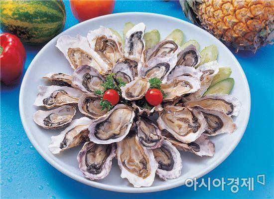 '바다로 우유'로 불리는 전남 고흥산 굴이 본격적인 출하시기를 맞아 대도시 소비자 식탁 공략에 나선다.