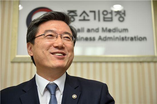 주영섭 중기청장