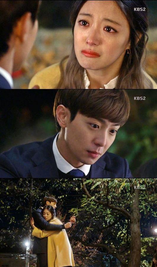 이세영 현우. 사진=KBS2 '월계수 양복점 신사들' 방송 캡쳐