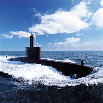 ▲대우조선해양이 건조한 잠수함