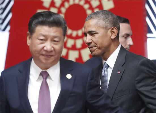 """시진핑 """"홍콩 독립 어불성설…中 사법 개입 당연"""""""