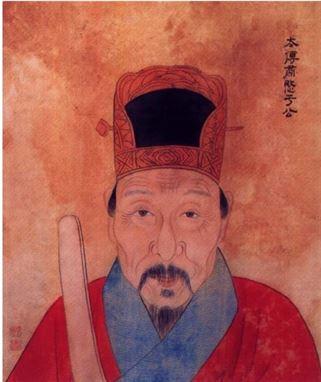 우겸 초상(사진=베이징관광발전위원회)