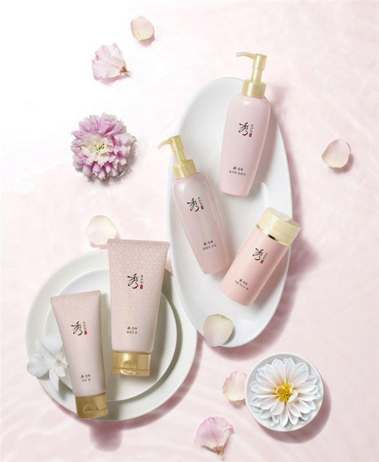 LG생활건강, '수려한 정화 클렌징 라인' 출시