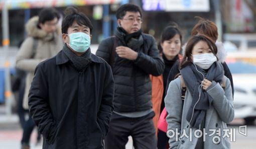 [오늘 날씨] 전국 흐리다 맑음…찬바람에 체감온도 '뚝'