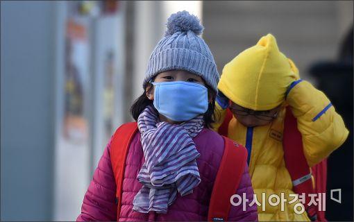 """[오늘 날씨]""""출근길 따뜻하게 입으세요""""…아침 서울 영하 3도"""