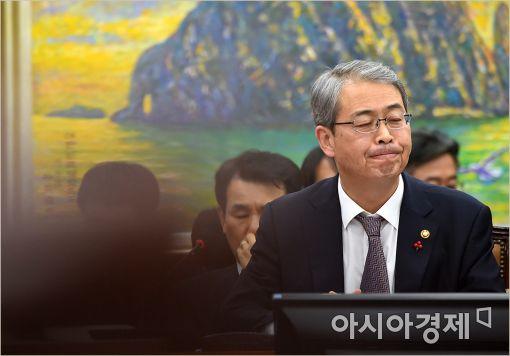 임종룡 금융위원장, 경제부총리 겸 기획재정부 장관 내정자.