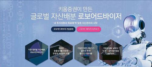 키움증권, 34개 참여 알고리즘 중 국내유형 수익률 '1위'