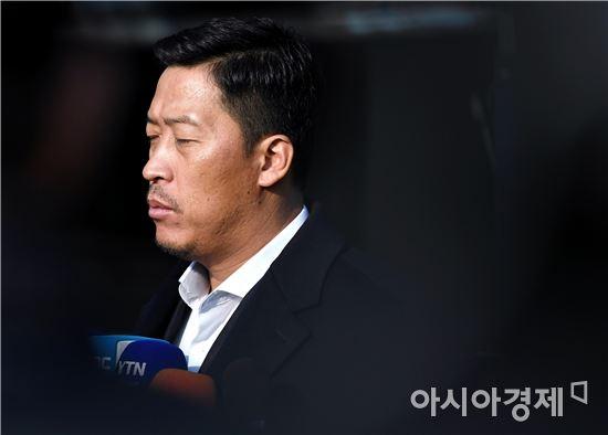 [포토]눈 감은 '적토마' 이병규