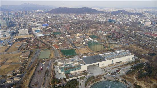 서울 용산구 미군기지 전경 (사진=아시아경제DB)